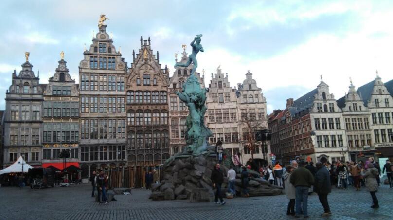 Best cities to study in Belgium Antwerp