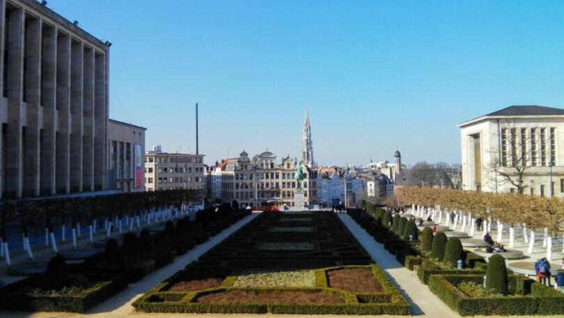 Best cities to study in Belgium Brussels