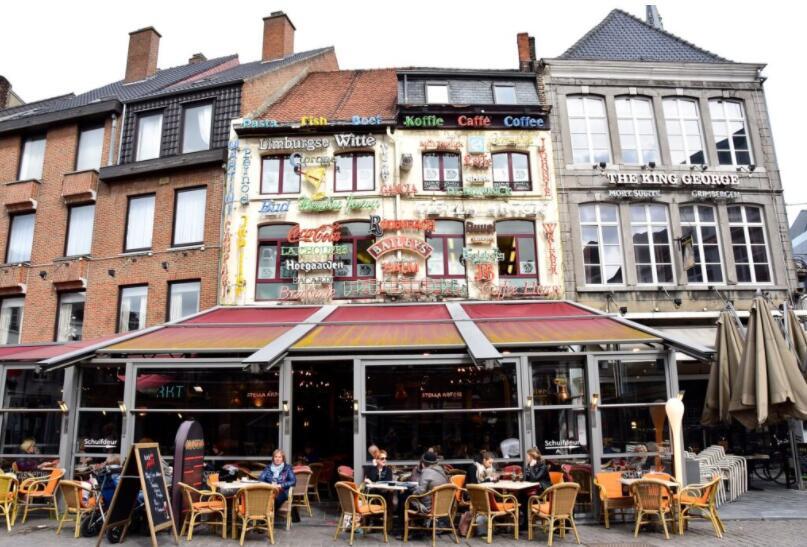 Best cities to study in Belgium Hasselt