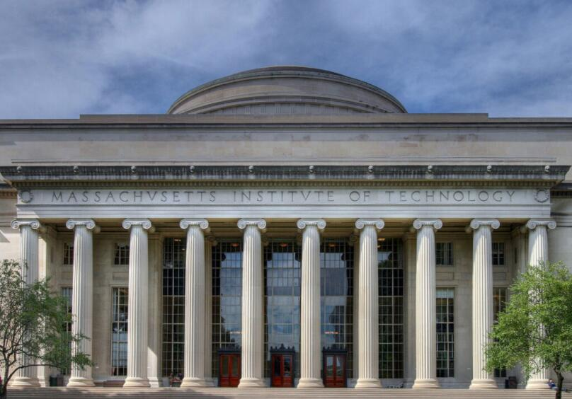 MIT was named the best university in the world