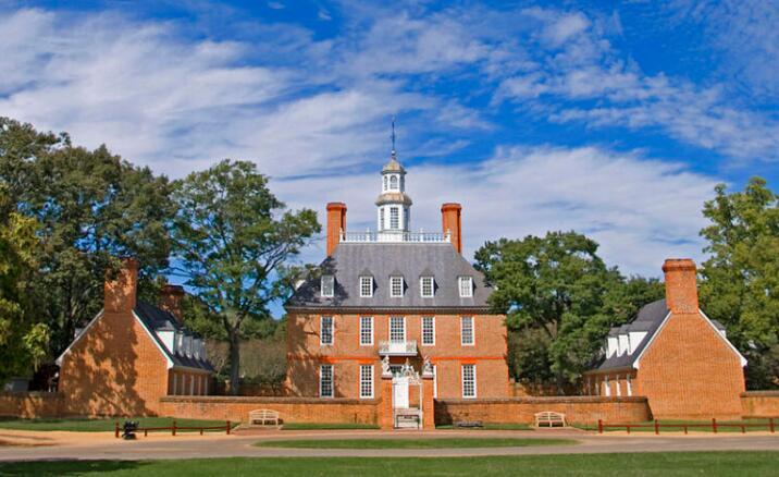 Williamsburg Governor's Palace