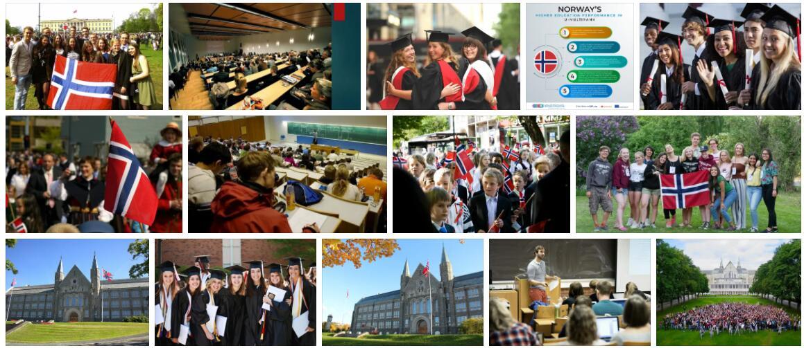 Norway Higher Education