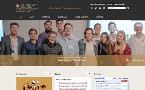 Lavin Entrepreneurship Center at SDSU
