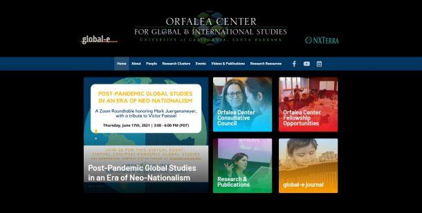 UCSB Orfalea Center for Global & International Studies