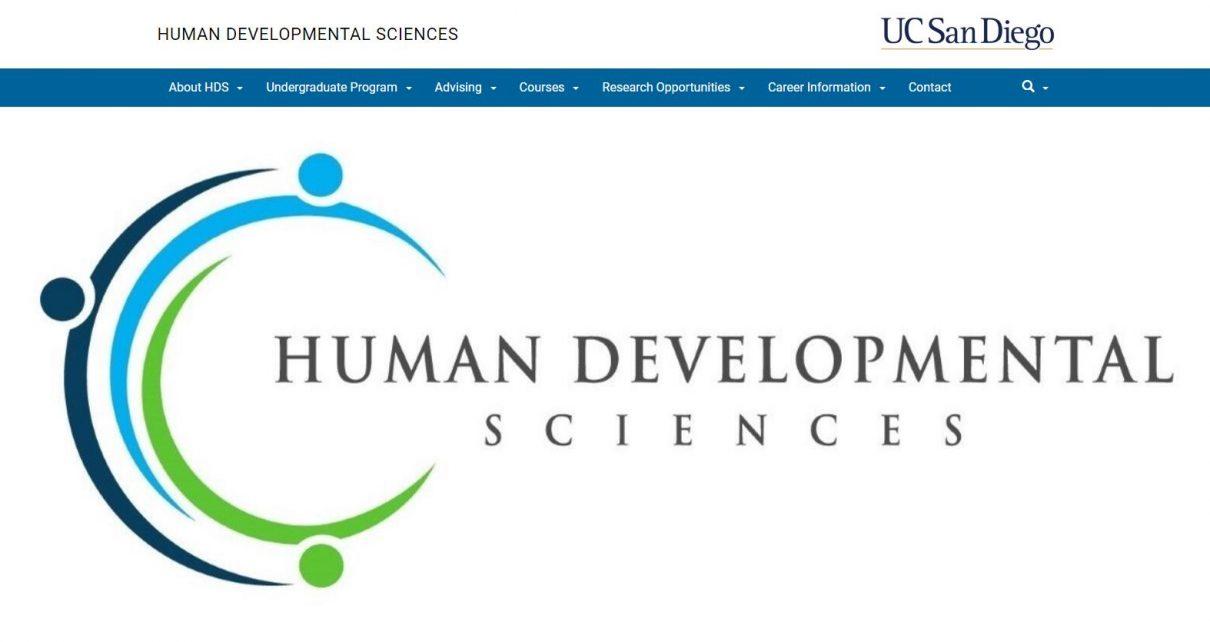 UCSD Human Developmental Sciences