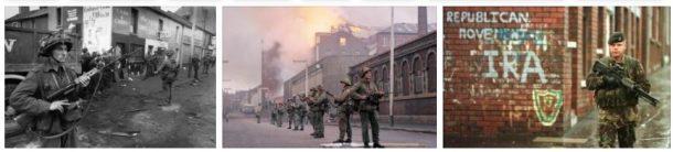 Conflict in Northern Ireland 1