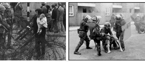 Conflict in Northern Ireland 3