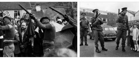 Conflict in Northern Ireland 4