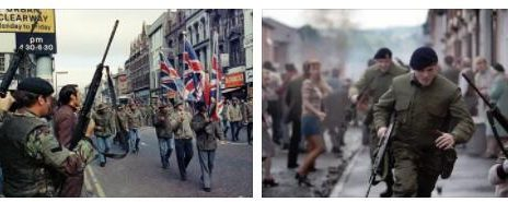 Conflict in Northern Ireland 6