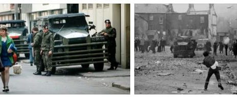 Conflict in Northern Ireland 8
