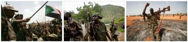 Conflicts between Sudan and South Sudan 1