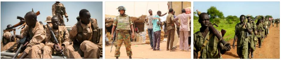 Conflicts between Sudan and South Sudan 2