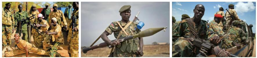 Conflicts between Sudan and South Sudan 3