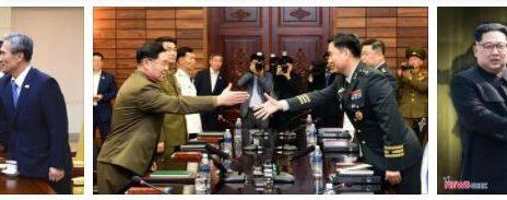 Conflicts in Korea 1
