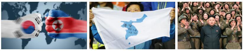 Conflicts in Korea 3