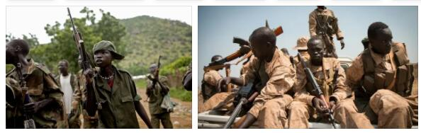Conflicts within South Sudan 1