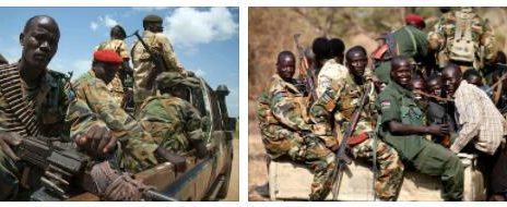 Conflicts within South Sudan 3