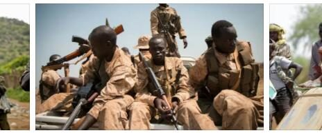 Conflicts within Sudan 3