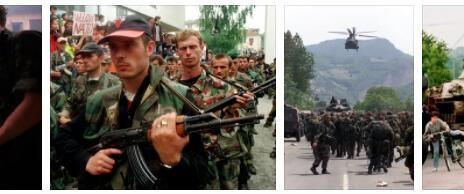 The Conflict in Kosovo 1