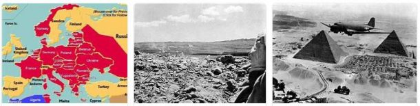 The Second World War in Europe and North Africa 1