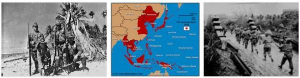 The War in East Asia and the Pacific
