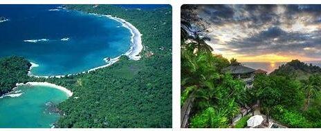 Popular Travel Destinations in Costa Rica
